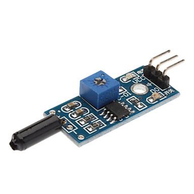 (Arduino için) için titreşim alarmı sensör modülü (arduino) panoları için (resmi ile çalışır)