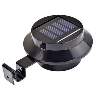 1 pc LED Solar Lights Night Light Solar Rechargeable Waterproof