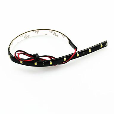 12V SMD LED strip (30cm hvid)