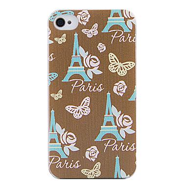 Paris volta caso torre para iPhone 4/4S