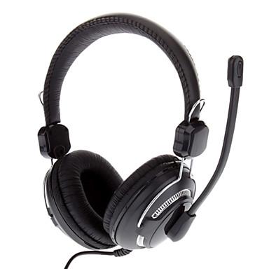NUBWO NO-515 Deep Bass Comfortable Design 3.5mm Plug Headphone