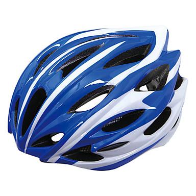 Unisex Bisiklet Kask 24 Delikler Bisiklet Dağ Bisikletçiliği Yol Bisikletçiliği Eğlence Bisikletçiliği Bisiklete biniciliği