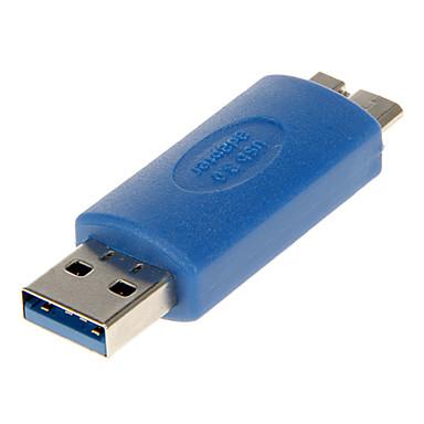 Micro USB 3.0 un mascul la USB 3.0 A Adaptor Male