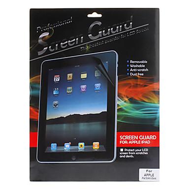 IPad Air için Temizleme Bezi ile profesyonel Yansımayan LCD Ekran Koruyucu