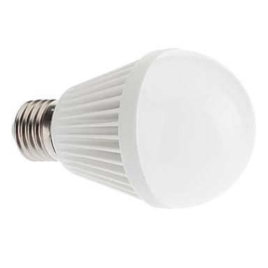 E27 7W 490LM 6000K Soğuk Beyaz Işık LED Top Ampul (100-240V) 25x3035SMD