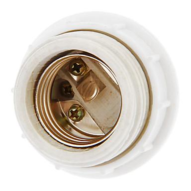 e27 droplight seramik lamba tutucu (beyaz) yüksek kaliteli aydınlatma aksesuarları