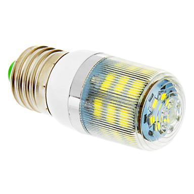 10W E26/E27 LED Corn Lights T 46 SMD 2835 760 lm Cool White V