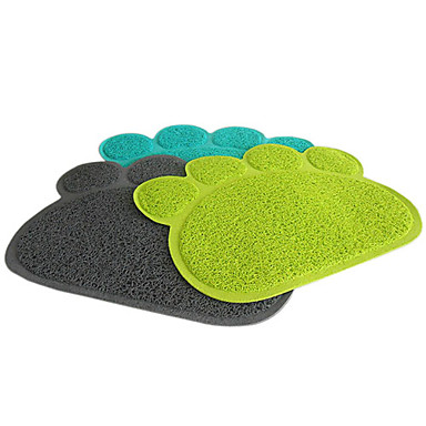 Cat Dog Bed Pet Mats & Pads Waterproof Gray Green Blue For Pets