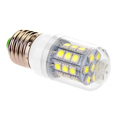 E26/E27 LED Mısır Işıklar T 31 led SMD 5050 Serin Beyaz 510lm 5500-6500K AC 220-240V