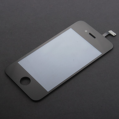 Touch Screen Glass Digitizer for iPhone 4(Black)