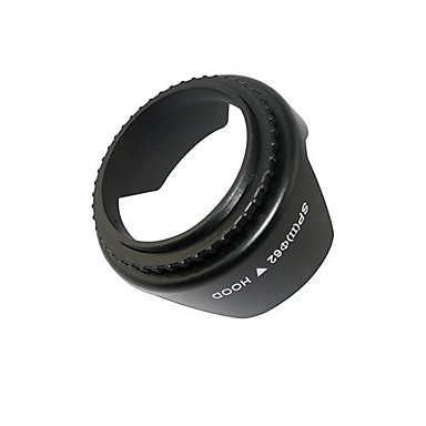 62mm Lens Hood pour Canon / Nikon