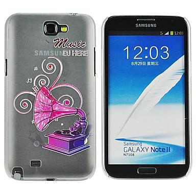 Pouzdro Uyumluluk Samsung Galaxy Samsung Galaxy Note Düşkapanı Düşkapanı Yumuşak TPU için Samsung Galaxy