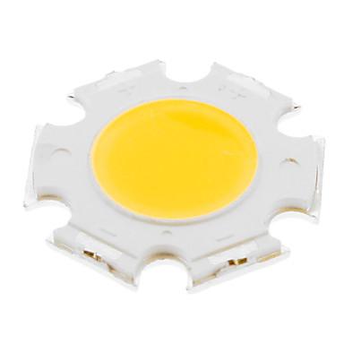 Diy 3 w 250-300lm 300ma 3000 k sıcak beyaz ışık entegre led modülü (9-11 v)