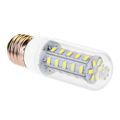 760lm E26 / E27 LED Mısır Işıklar T 36 LED Boncuklar SMD 5630 Serin Beyaz 220-240V