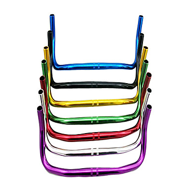 Bisiklet Gidon Yol Bisikleti gümüşi / Kırmızı / Siyah / Mavi / Altın Rengi / Mor Alüminyum Alaşım