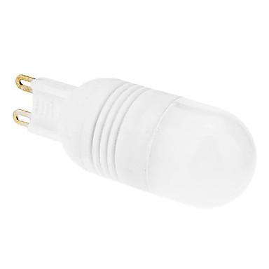 SENCART 2W 120-150 lm G9 LED-spotlampen 12 leds SMD 3020 Warm wit Koel wit AC 220-240V