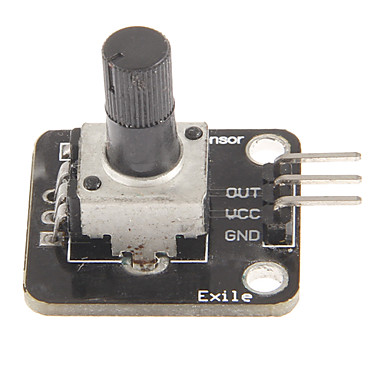 Elektronik Yapı Taşları Rotary Potansiyometre Analog Rotary Encoder Topuz Modül Modül