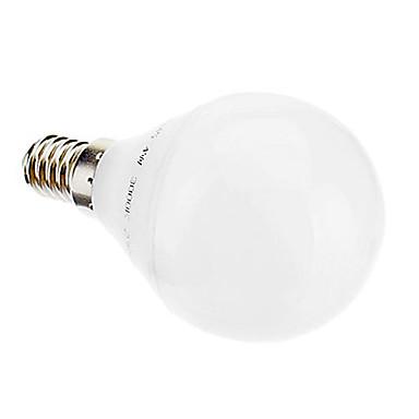 E14 G45 7W 32x3020SMD 560LM 2700K CRI> 80 Sıcak Beyaz Işık LED Küre Ampul (220-240V)