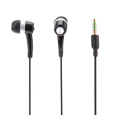 SX658 귀에 유선 헤드폰 동적 플라스틱 모바일폰 이어폰 헤드폰
