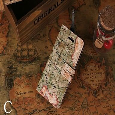 Coque Pour Apple iPhone 7 / iPhone 7 Plus Coque Intégrale Dur faux cuir pour iPhone 7 Plus / iPhone 7 / iPhone 6s Plus