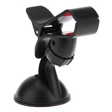 Evrensel Cep Telefonu (Siyah) için Akıllı Yengeç Araç Tutucu