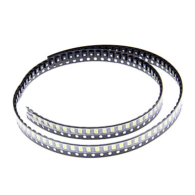 Diy 3020smd 1000-2500mcd 6000-6500 k soğuk beyaz ışık led çip (2.8-3.6v / 100 adet)