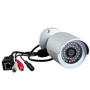 poe (putere peste ethernet) ipcc onvif 2.2 1MP p2p h.264 ir-tăiat mini camera impermeabil ip