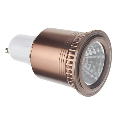 GU10 7 W 560 LM Warm White Dimmable Spot Lights AC 220-240 V