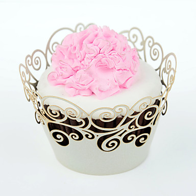 Pişirme Kalıp Çiçek Kurabiye Tart Kek Çevre-dostu Kendin-Yap Doğum Dünü