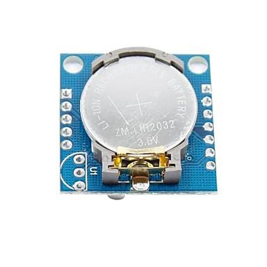 I2C RTC DS1307 timp real modul de ceas pentru (pentru Arduino) (1 x lir2032)