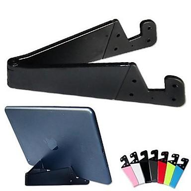 Birou iPad / Samsung Tablet / Tablete Android Suportul suportului de susținere Stativ Ajustabil iPad / Samsung Tablet / Tablete Android Plastic Titular