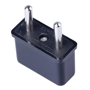 AB Tak AC Güç Adaptörü Fiş Yeni Sürümü Dikdörtgen ABD / AU / UK Soket (125 ~ 250V)