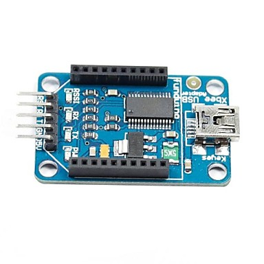 için seri adaptör v1.2 kurulu modülüne FT232RL XBee usb (arduino için)