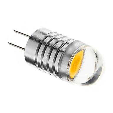 g4 1.5W koçanı 90-120lm ılık / soğuk beyaz ışık nokta ampul led (DC12V)