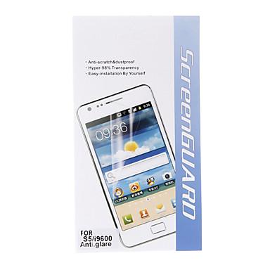 Samsung Galaxy S5 I9600 Anti-Glare Hyper-% 98 Şeffaflık Mat Ekran Koruyucu