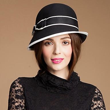 Kadın Çiçekçi Kız Yün Başlık-Özel Anlar Günlük Dış Mekan Şapkalar