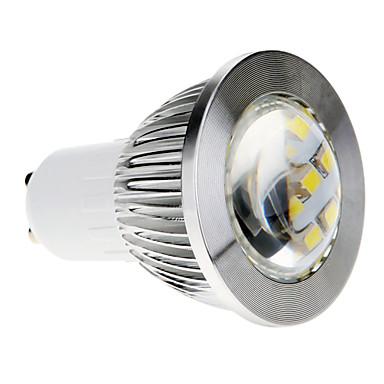 GU10 LED Mısır Işıklar MR16 30 led SMD 2835 Serin Beyaz 480-580lm 5500-6500K AC 220-240V