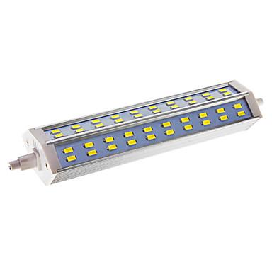 18W R7S LED Mısır Işıklar T 60 led SMD 5730 Kısılabilir Serin Beyaz 850-900lm 6000-6500K AC 220-240V