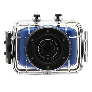 Aksiyon Kamerası / Spor Kamera 3MP 2592 x 1944 Su Geçirmez / Uygun / Hepsi bir arada 4X 1.5 CMOS 32 GB H.264Kaya Tırmanışı / Uniwersalny