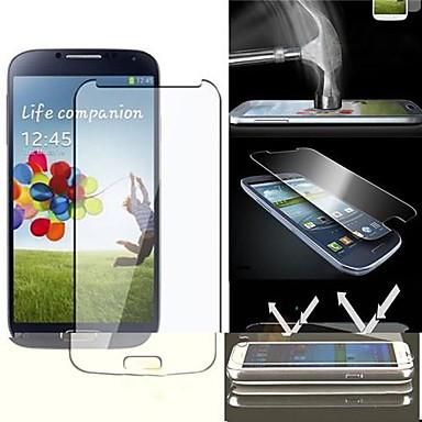 Ekran Koruyucu için Samsung Galaxy S4 Temperli Cam Ön Ekran Koruyucu