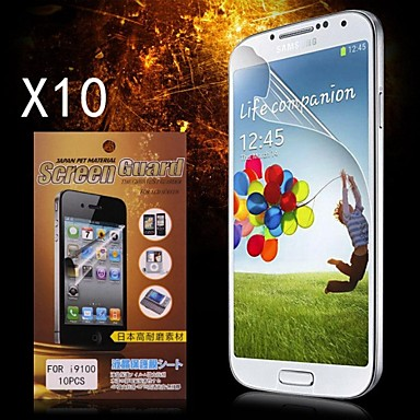 Protective HD Screen Protector for Samsung Galaxy S2 I9100(10PCS)