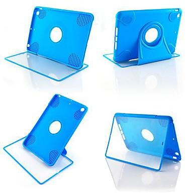 Solid Color Rotatable Case for iPad mini 3, iPad mini 2, iPad mini (Assorted Color)