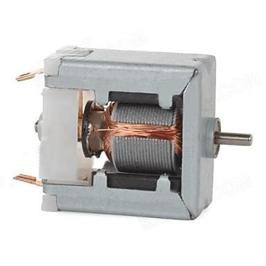 Mini 0.28W 3.0V Motor (Gri)