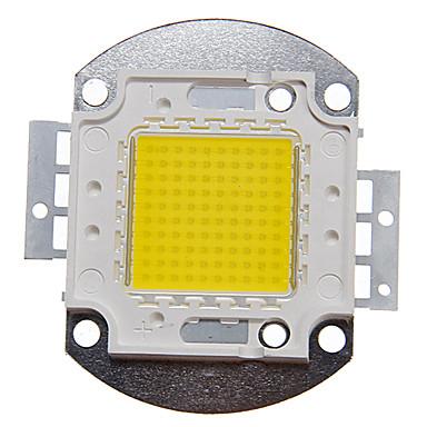 8000-9000 lm 30 V LED Çip Aluminyum 100 W