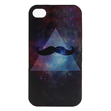 Parta Pattern Hard Case for iPhone 4/4S