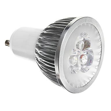 GU10 LED Spot Işıkları 3 300 lm Serin Beyaz AC 85-265 V