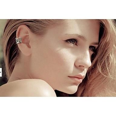 Cătușe pentru urechi Aliaj în formă de U Argintiu Bijuterii Pentru Nuntă Petrecere Zilnic Casual Sport