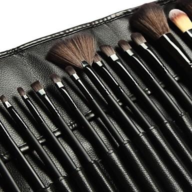 18pcs Makyaj fırçaları Profesyonel Fırça Setleri Sentetik Saç / Suni Fibre Fırça Klasik / Orta Fırça / Küçük Fırça