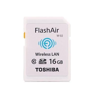 Toshiba 16GB WiFi SD Kart hafıza kartı Sınıf 10 Flash air