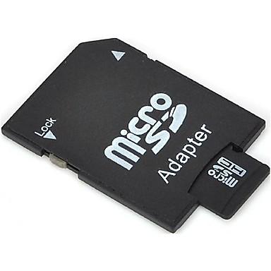 sd adaptörü yüksek hızda gerçek ile dsb® 64 gb sınıfı 10 mikro sd sdhc tf flash bellek kartı